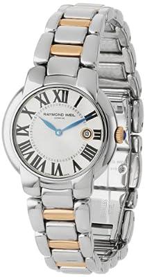 Raymond Weil Women's 5229-S5-00659 Classy Analog Watch