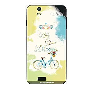 Skin4Gadgets Ride Your Dreams Phone Skin STICKER for LAVA IRIS X5