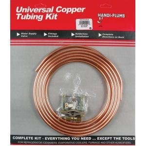 4096310101514 Ice Maker Hook-Up Kits (15-Ft Kit With Drill-Type Valve) 4096310101514 Ice Maker Hook front-602586