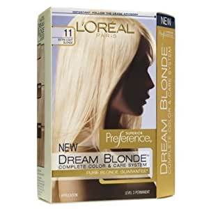 Loreal Dream Blonde Complete Color System - #11 Glistening Magnolia