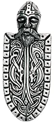 Trove of Valhalla Viking Hero for Courage and Endurance Nordic Charm Amulet Talisman Pendant