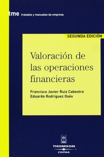 VALORACION DE OPERACIONES FINANCIERAS