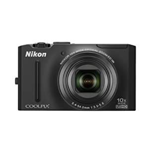 Nikon Coolpix S8100 12.1 MP CMOS Digital Camera