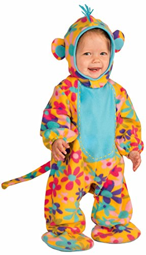 Forum Novelties Baby Boy's Lil' Party Animals Funky Monkey Costume