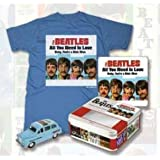 Beatles - All you need is love - Tin With Taxi & XL T-Shirt