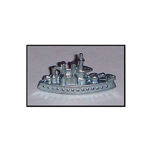 Battleship Genuine Monopoly Token