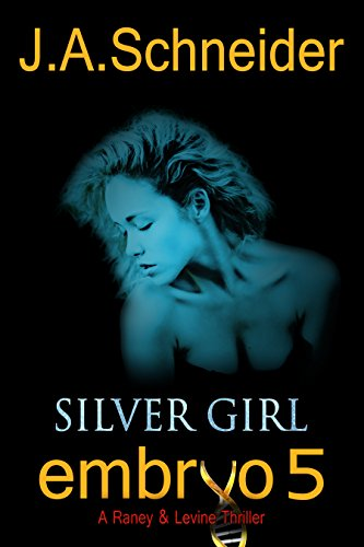 Silver Girl by J.A. Schneider ebook deal