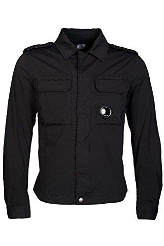 C.P. Company -  Giacca - Altre giacche  - Maniche lunghe  - Uomo Black Medium