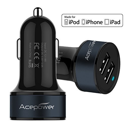 Certified-by-Apple-ACEPower-Dual-USB-Ports-34A-Portable-USB-Car-Charger