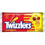 TWIZZLERS SWEET & SOUR TWISTS 1 x 311g BAG AMERICAN IMPORT