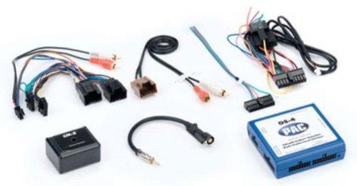 Pac Os-4 Radio Replacement Interface For 2006-2007 Gm Lan Factory Radio
