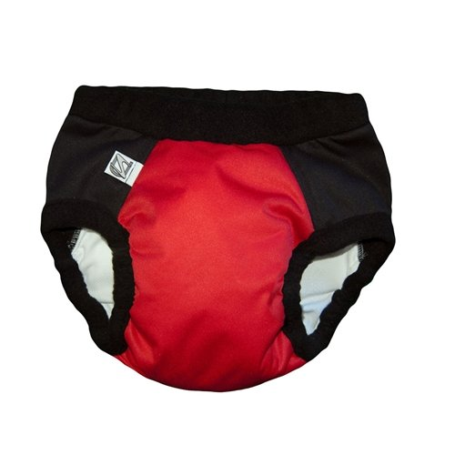 Super Undies! Bedwetting Pants, The Web Slinger (Red), Small - 1