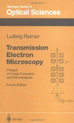 Transmission Electron Microscopy: Physics Of Image Formation And Microanalysis (Springer Series In Optical Sciences,)