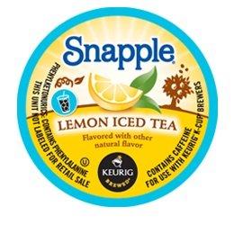 Snapple Lemon Iced Tea K Cup 44 Count
