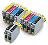Epson Stylus Office BX300F x10 Compatible Printer Ink Cartridges