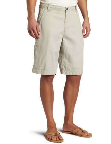 Columbia Men's Ultimate Roc Short, Fossil, 36x9 Columbia Canvas Shorts