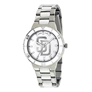 Game Time Ladies MLB-PEA-SD San Diego Padres Watch by Game Time