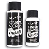 Cinema Secrets Liquid Latex, Flesh, 4 oz.