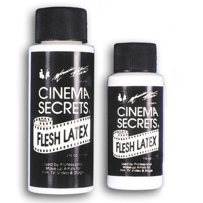 Cinema Secrets Liquid Latex, Flesh, 4 Oz