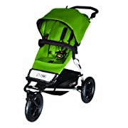 Mountain Buggy Urban Jungle Limited Edition Stroller Jade