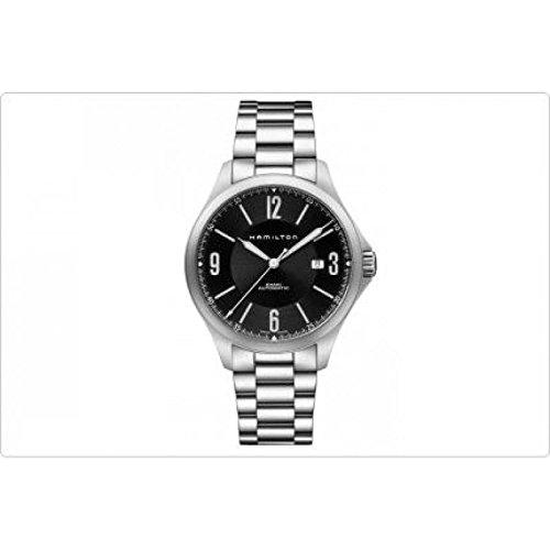 Hamilton H76665135 - Reloj para hombres color plateado