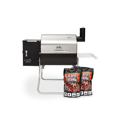 Green Mountain Grills Davy Crockett Pellet Grill - WIFI enabled (Pellet Grill And Smoker compare prices)