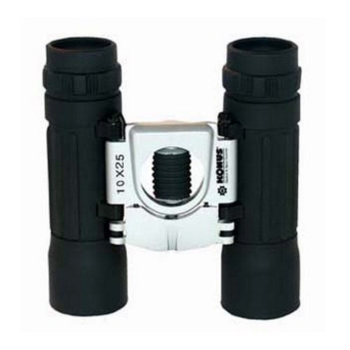 Konus Optical & Sports System Silver Bridge Ruby Coated Binoculars 10X25