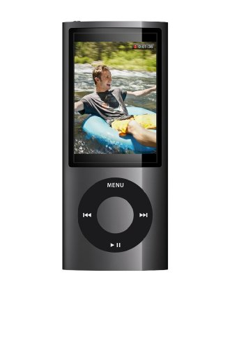 Apple iPod nano 8 GB Black (5th Generation) NEWEST MODEL by Apple