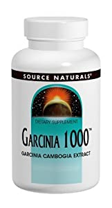 Source Naturals Garcinia 1000, 42 Tablets