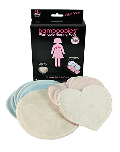 Bamboobies Regular Nursing Pads
