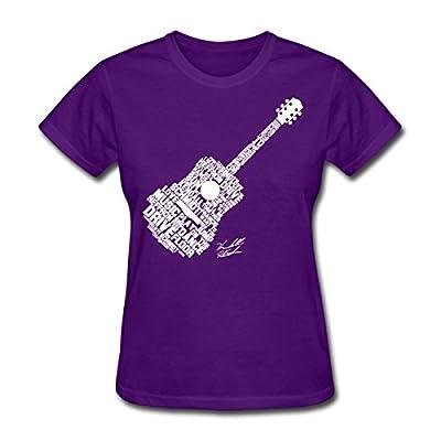 Spreadshirt Women's Kendall Schmidt Heffron Drive T-Shirt, purple, M