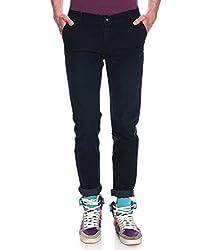 Frankline slimfit jeans (30, Black)