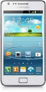 Samsung I9105P Galaxy S II Plus DualCore Smartphone (10,9 cm (4,3 Zoll) Super AMOLED-Display, 8 Megapixel Kamera, Full-HD, WiFi, NFC, Android 4.1) chic weiß