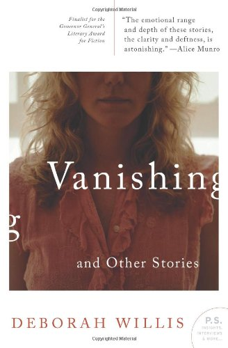 Vanishing and Other Stories, Deborah Willis