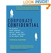 Cynthia Shapiro (Author) 8,317% Sales Rank in Books: 231 (was 19,444 yesterday) (101)Buy new: $15.99  $11.74 61 used & new from $7.75