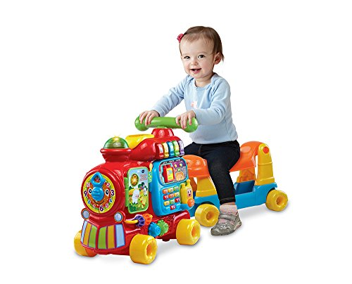 VTech Sit-to-Stand Ultimate Alphabet Train (Vtech Learning Pad compare prices)