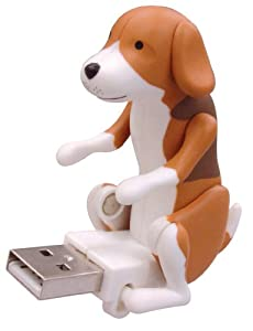 USB Humping Dog (Beagle)