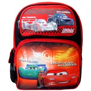 Cars Large Backpack - Disney Cars School Backpack