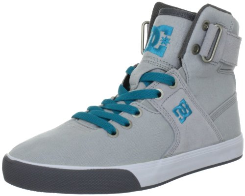 DC Shoes DC Shoes - Schuhe - GRADUATE TX - D0320050-0LDD - green Trainers Womens Gray Grau (GREY/BLUE GB5D) Size: 5.5 (38.5 EU)