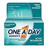 One A Day Women's Active Metabolism Tablets 100 ea