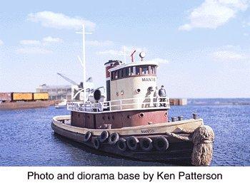 Diesel Electric Boat