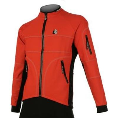 Image of Etxeondo 2008/09 Men's Empro Cycling Jacket - Orange - 52078 (B001I8KSAA)