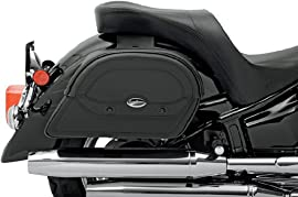 Saddlemen Express Cruis'n Slant Custom Fit Saddlebag Large - 3501-0437