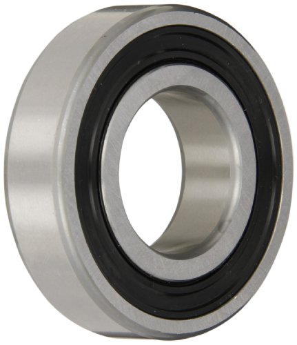 Skf 6206 Rsjem Light Series Deep Groove Ball Bearing, Deep Groove Design, Abec 1 Precision, Single Seal, Contact, Steel Cage, C3 Clearance, 30Mm Bore, 62Mm Od, 16Mm Width, 11200.0 Pounds Static Load Capacity, 19500.00 Pounds Dynamic Load Capacity