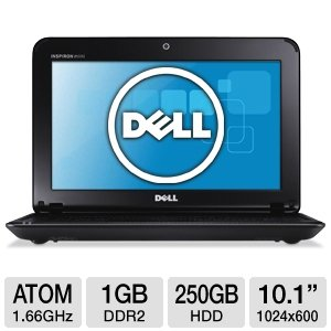 Dell 1012 Inspiron Mini 10 (Purple)