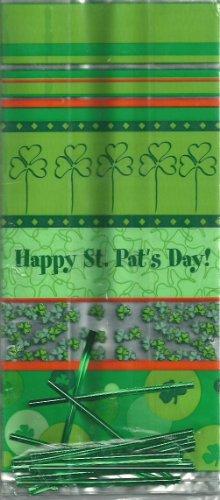 Happy St. Patrick's Day Treat Bags 20 ct