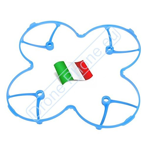 Hubsan Blue Protection Ring for H107/H107L - 1