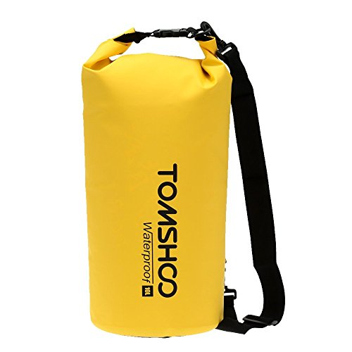 tomshoo-10l-20l-outdoor-water-resistant-dry-bag-sack-storage-bag-for-travelling-rafting-boating-kaya