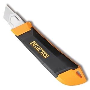 OLFA 刃折器付きオートロックカッター DL-1