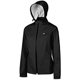 New Balance NBx Storm Striker Waterproof Breathable Jacket Womens